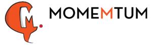 Logo principal du site momemtum.fr