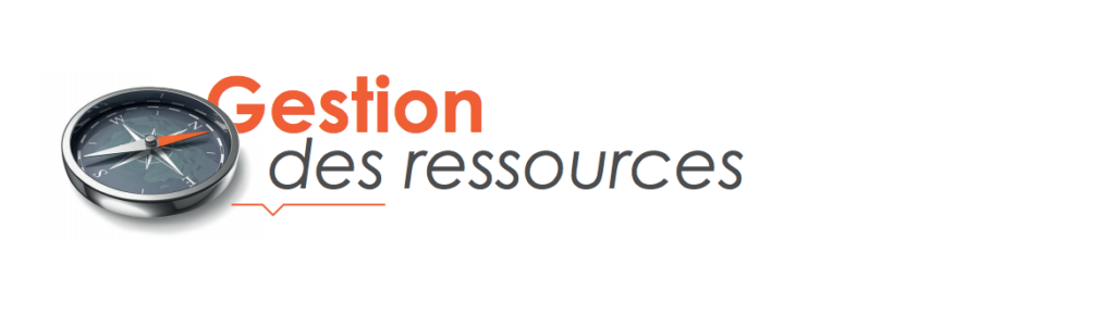 titre formation gestion des ressources