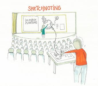 sketchnoting momemtum.fr